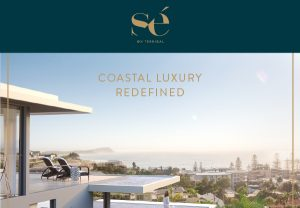 Luxurious balcony overlooking Terrigal and the water. Coastal luxury redefined.